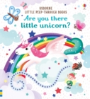Are you there little unicorn? - Book