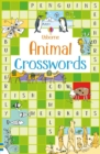 Animal Crosswords - Book