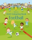 First Colouring Book Football - Book