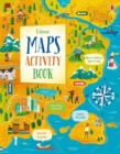 Maps Activity Book - Book