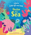 Little Lift and Look Under the Sea - Book