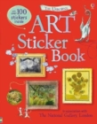 Art Sticker Book - Book