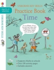 Time Practice Book 8-9 - Book