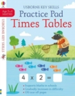 Times Tables Practice Pad 5-6 - Book