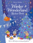 Winter Wonderland Sticker Book - Book