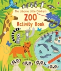 Little Children's Zoo Activity Book - Book