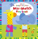 Baby's Very First Mix and Match Playbook - Book