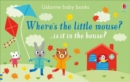 Where's the Little Mouse? - Book
