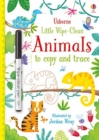 Little Wipe-Clean Animals to Copy and Trace - Book