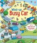 Wind-Up Busy Car - Book