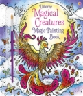 Magical Creatures Magic Painting Book - Book