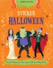 Sticker Halloween - Book