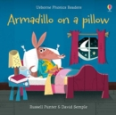 Armadillo on a pillow - Book
