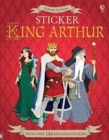 Sticker King Arthur - Book