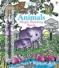 Magic Painting Animals - Book