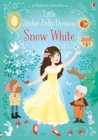 Little Sticker Dolly Dressing Snow White - Book