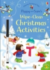 Poppy and Sam's Wipe-Clean Christmas Activities - Book