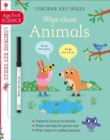 Wipe-clean Animals 5-6 - Book