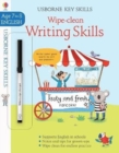 Wipe-Clean Writing Skills 7-8 - Book