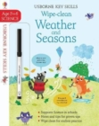 Wipe-Clean Weather and Seasons 5-6 - Book