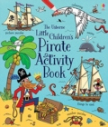 Little Children's Pirate Activity Book - Book