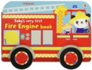 Baby's Very First Fire Engine Book - Book