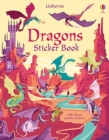 Dragons Sticker Book - Book