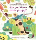 Are You There Little Puppy? - Book
