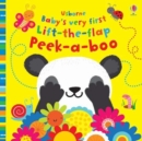Baby's Very First Lift-the-Flap Peek-a-Boo - Book