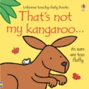 That's not my kangaroo... - Book