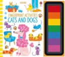 Fingerprint Activities Cats and Dogs - Book