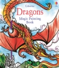Magic Painting Dragons - Book