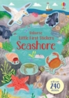 Little First Stickers Seashore - Book