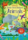 Little First Stickers Animals - Book