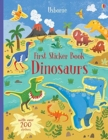 First Sticker Book Dinosaurs - Book