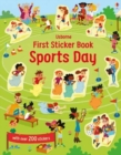 First Sticker Book Sports Day - Book