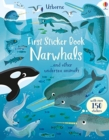 First Sticker Book Narwhals - Book