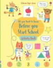 Wipe-Clean All You Need to Know Before You Start School Activity Book - Book