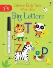 Early Years Wipe-Clean Big Letters - Book