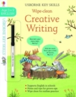 Wipe-Clean Creative Writing 8-9 - Book