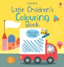 Little Children's Colouring Book - Book