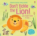Don't Tickle the Lion! - Book