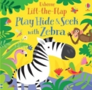 Play Hide and Seek with Zebra - Book