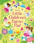 Little Children's Fairies Pad - Book