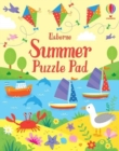 Summer Puzzles - Book