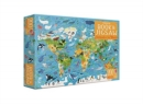 Usborne Book and Jigsaw Animals of the World - Book