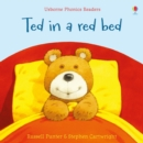Ted in a Red Bed - Book