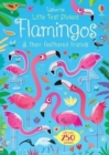 Little First Stickers Flamingos - Book