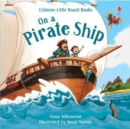 On a Pirate Ship - Book
