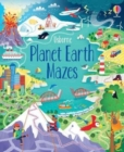 Planet Earth Mazes - Book